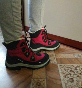 Ботинки мембрана влагостойкие
