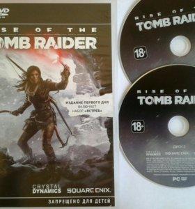 Игра Rise Of The Tomb Raider РС (лицензия)