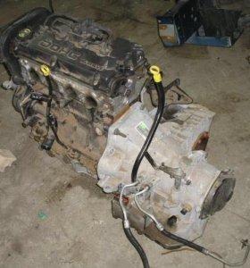 Двигатель Крайслер 2.4