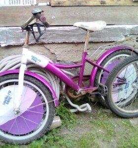 Велосипед ( ТОРГ в приделах реальности!!!)