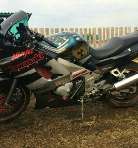 Kawasaki nija ZZ R600