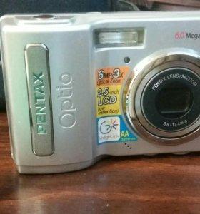 Фотоаппарат Pentax optio M 10
