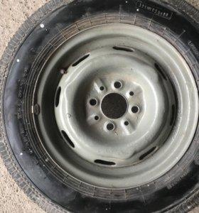 Заводское колесо на копейку (новое )