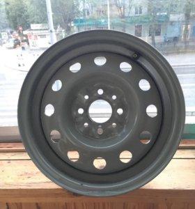 Заводские штампованые диски R14