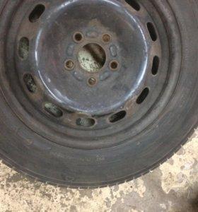 Запасное колесо Michelin 195/65r15