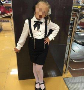 """Школьный костюм """"маленькая леди"""""""