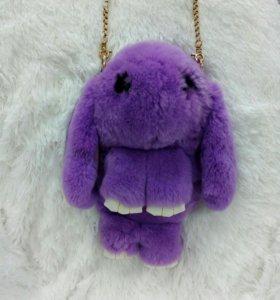 Кролик-сумка