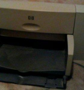 Принтер струйный hp deskjet 845c