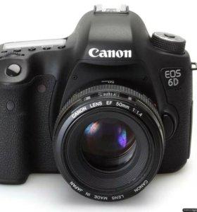 Canon 6d+canon ef 50 1.8 ll