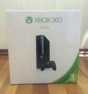 Xbox 360E 500гб