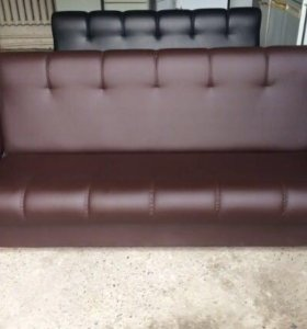 Офисный диван (эко кожа)