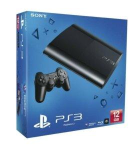 Sony PlayStation 3, 250gb, super slim. Обмен