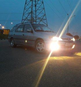 Продаю рабочую машину Peugeot 306