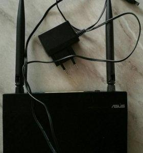 Роутер Asus RT - N12 Wireless N ROUTER.