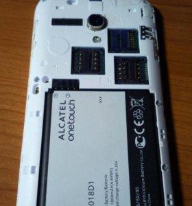 Смартфон Alcatel OneTouch Pop D5 5038D