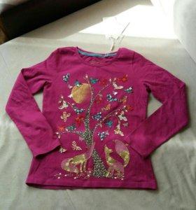 Блузка детская НОВая
