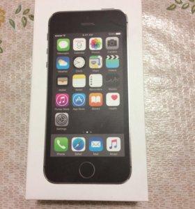 Продаю IPhone 5S Space Gray