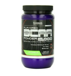 Ultimate Nutrition BCAA Powder 12000 Flavored (457