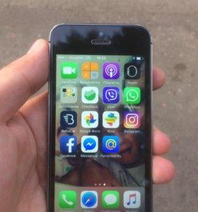 iphone 5s оригинал,поменяю с вашей доплатой
