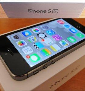 Айфон 5s Iphone 5s черный
