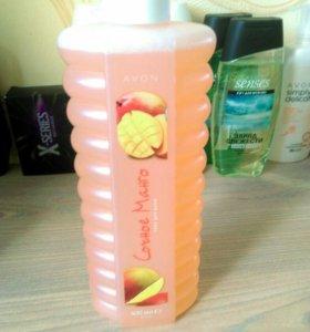 Пена для ванны Сочное манго