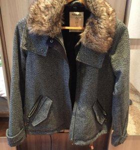Женская осенняя куртка размер 44-46