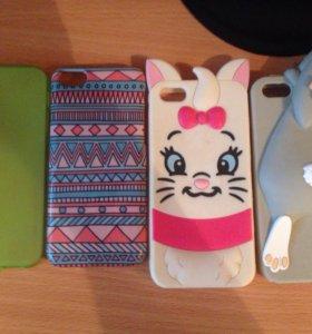 Продаю чехольчики на iPhone 5с,s