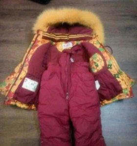 Зимний костюм Kiko для девочки