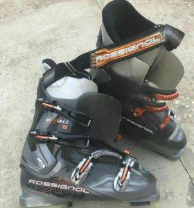 Горные лыжи К2 , комплект р.43