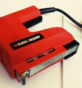 Электрический степлер Black&Decker KX 418 E