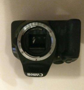 Canon eos 550d body зеркальный фотоаппарат
