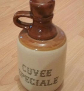 Керамическая бутылочка