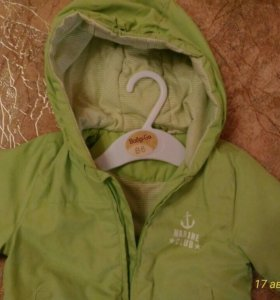 Фирменная куртка Baby go