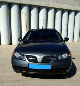Nissan Almera N16 2004