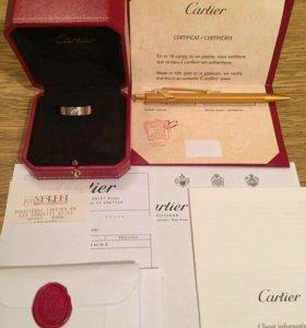 CARTIER LOVE 3 diamonds