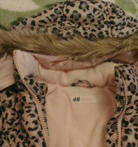 Куртка H&M осень