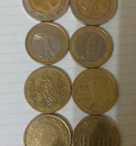 Евро центы