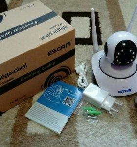 Wifi-LAN камера, видео няня