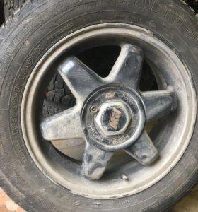 4 колеса на дисках