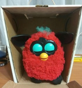 Furby/Ферби - интерактивный зверёк игрушка