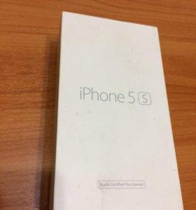 Коробка на Айфон