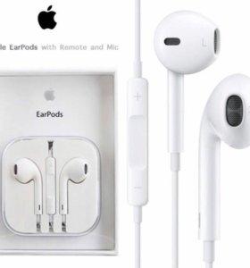🎧 Оригинальные наушники Apple EarPods
