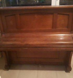 Отличное немецкое пианино Zimmermann