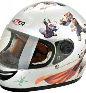 Детский шлем новый