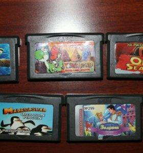 Кадрежи для Game Boy