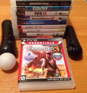 Uncharted 3 ( PS 3 )
