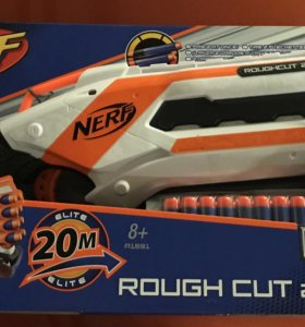 Nurf Rough Cut Elite