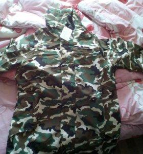 Куртка на флиске