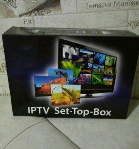 IPTV приставка от Трайтек