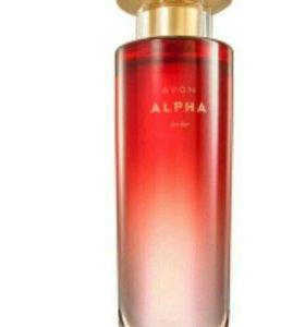 Женская парфюмерная вода Avon Alpha
